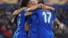 Хетафе – Аякс – 2:0 – видео голов и обзор матча