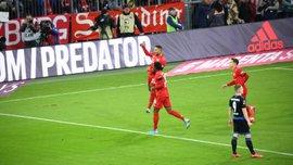 Эффектная битва чемпиона и аутсайдера в видеообзоре матча Бавария – Падерборн