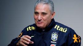 Тите назвал реальных лидеров сборной Бразилии