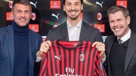 Ибрагимович останется в Милане еще на сезон только при одном условии
