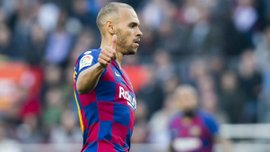 Наполі – Барселона: Брейтвейт вирушить з каталонцями на матч Ліги чемпіонів попри свою відсутність у заявці