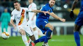 Гент – Рома – 1:1 – видео голов и обзор матча