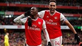 Арсенал – Эвертон – 3:2 – видео голов и обзор матча