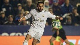 Леванте – Реал: Карвахаль шокований рішеннями арбітра – суддя двічі не зафіксував гру рукою