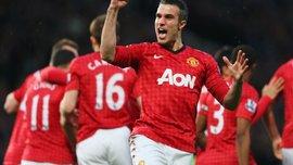 Ван Персі назвав форварда, який зможе вивести Манчестер Юнайтед на новий рівень