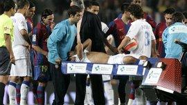 """""""Яя Туре майже зруйнував моє життя"""": Матузалем назвав грубий фол екс-гравця Барселони причиною своїх невдач"""