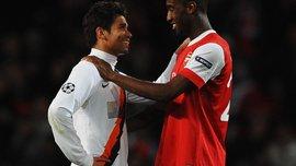 УЄФА привітав Едуардо з днем народження, пригадавши гол екс-форварда Шахтаря у ворота Арсенала в ЛЧ