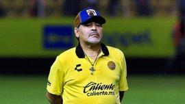 Марадона назвав клуб, в якому б хотів бачити Мессі