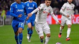 Полузащитник Лиона Ауар эффектно пристыдил звезду Ювентуса – момент дня в Лиге чемпионов