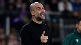 Гвардиола побил рекорд по количеству побед в плей-офф ЛЧ – наставник Манчестер Сити опередил легендарных коллег