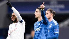 Роналду откровенно оценил шансы Ювентуса на проход в 1/4 Лиги чемпионов после поражения от Лиона