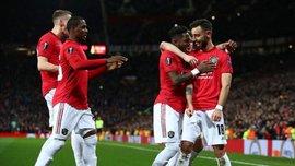 """Манчестер Юнайтед – Брюгге – 5:0 – відео голів та огляд матчу з шоу екс-""""гірника"""" Фреда проти команди Соболя"""