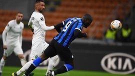 Абсурдный гол Лукаку лежа в видеообзоре матча Интер – Лудогорец – 2:1