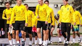 Лідер Першої ліги Рух мінімально поступився віце-чемпіону Білорусі БАТЕ
