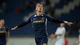 Супряга оформил юбилейный хет-трик в истории чемпионатов Украины