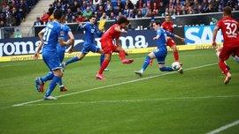 Тенісний розгром у відеоогляді матчу Хоффенхайм – Баварія – 0:6
