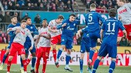 Эпичный фейл Нюбеля в видеообзоре матча Кельн – Шальке – 3:0