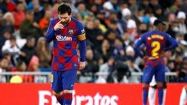 Реал – Барселона: Мессі має катастрофічну статистику в матчах проти мадридців після відходу Роналду