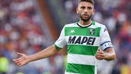 Арсенал планує придбати капітана Сассуоло Берарді