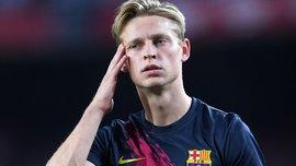 Де Йонг должен был переходить в Ювентус, а не в Барселону, – ван Гал