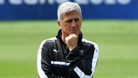 Тренер сборной Швейцарии Петкович не намерен опускать руки в группе смерти с Украиной