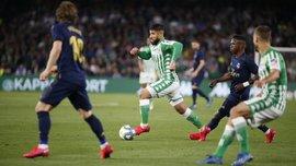 Несподівана поразка команди Зідана у відеоогляді матчу Бетіс – Реал – 2:1