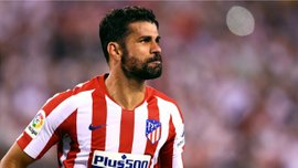 Атлетико нашел звездную замену Диего Косте в Наполи