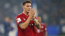 Защитник Баварии, получивший ужасную травму, приступил к работе с мячом