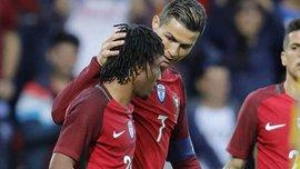 Вингера сборной Португалии дисквалифицировали на 6 месяцев за нападение на арбитра