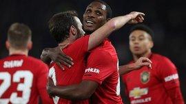 Дерби Каунти – Манчестер Юнайтед – 0:3 – видео голов и обзор матча