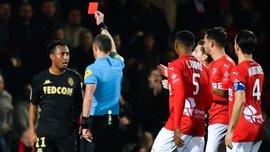 Монако отреагировал на длительную дисквалификацию своей звезды за нападение на арбитра