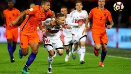 В Нидерландах опробуют пять новых футбольных правил