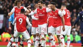 Арсенал – Вест Хэм – 1:0 – видео гола и обзор матча