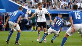 Німеччина – Італія: поєдинок офіційно відбудеться без глядачів