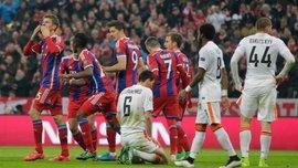 УЕФА вспомнил болезненное фиаско Шахтера от Баварии в Лиге чемпионов – историческое видео