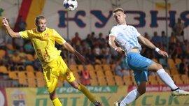 Голкіпер Миная став героєм кубкового матчу проти Інгульця – він відбив три пенальті і реалізував свою спробу
