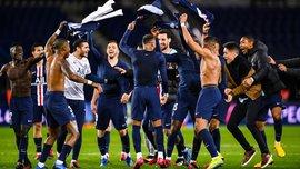 Игроки ПСЖ потролили Холанда после победы над Боруссией Д в Лиге чемпионов