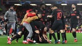 Одноклубник Малиновского и палачи Ливерпуля – в команде недели Лиги чемпионов по версии УЕФА