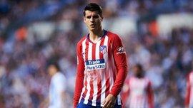 Мората выбыл на длительный срок – форвард Атлетико получил травму в матче с Ливерпулем