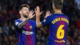 Суарес показав, як футболісти повинні мити руки – наймиліший Stayathomechallenge від екс-хавбека Барселони