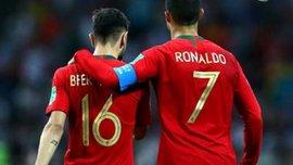 Фернандеш признался, каким экс-игроком Манчестер Юнайтед вдохновляется
