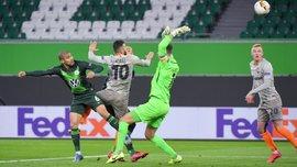 Вольфсбург – Шахтер: видео из закулисья закрытого поединка Лиги Европы