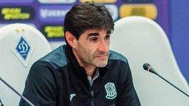 Висенте Гомес зимой мог возглавить кипрский Пафос – в команде уже есть экс-представитель Динамо