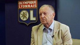 Президент Ліона запропонував хитрий спосіб завершення чемпіонату Франції