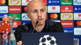 Анхелиньо: Не теряю надежду получить место в составе Манчестер Сити