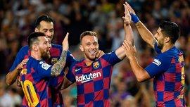 Интер надеется получить ключевого хавбека Барселоны за Лаутаро Мартинеса