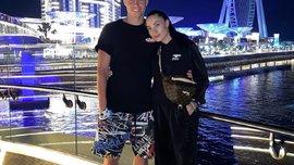 Жена Матвиенко – о зарплате от Арсенала: Я уверена, что это было больше, чем в Шахтере