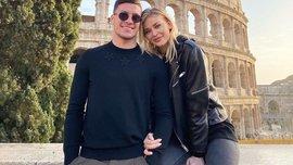 Форвард Реала сообщил о беременности своей подруги – в прошлом году у него родился сын от другой девушки
