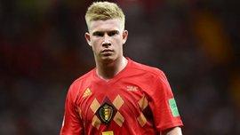 Де Брюйне и еще 2 звезды сборной Бельгии пройдут тренерские курсы во время паузы в футболе