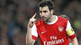 Фабрегас озвучив головну причину відходу з Арсенала
